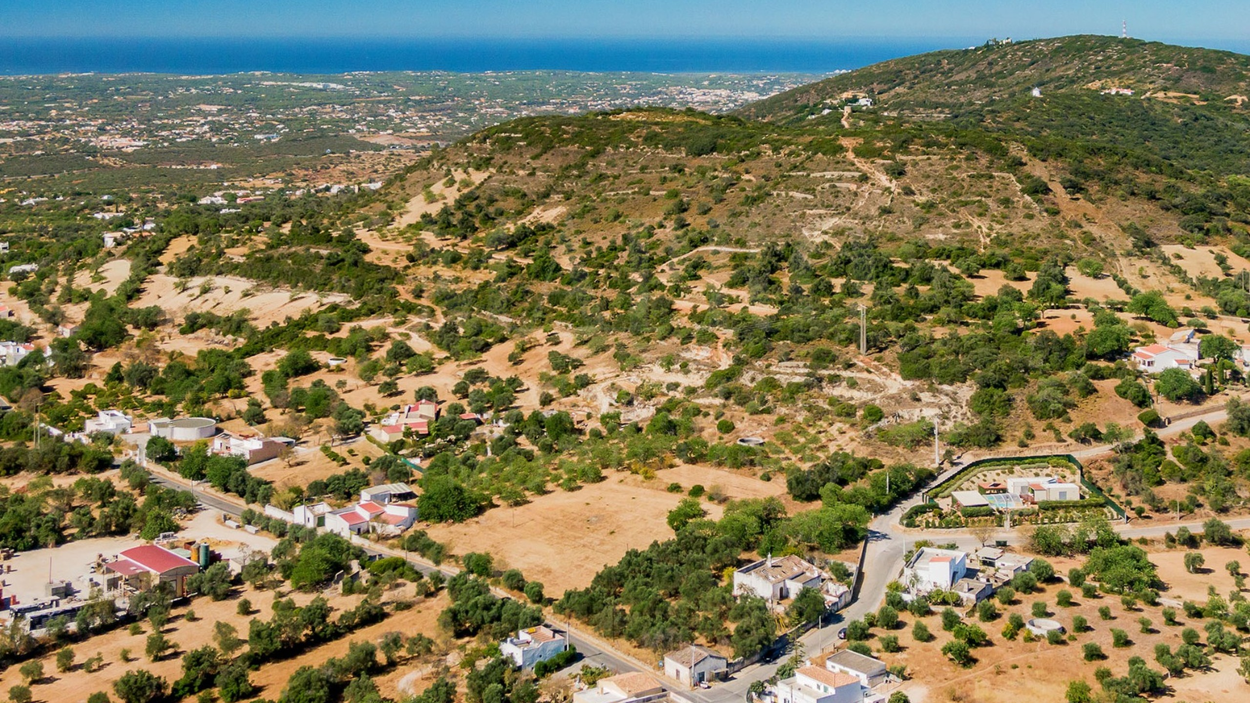 Building plot in Algarve for sale