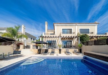 Sea View Semi-Detached Villa