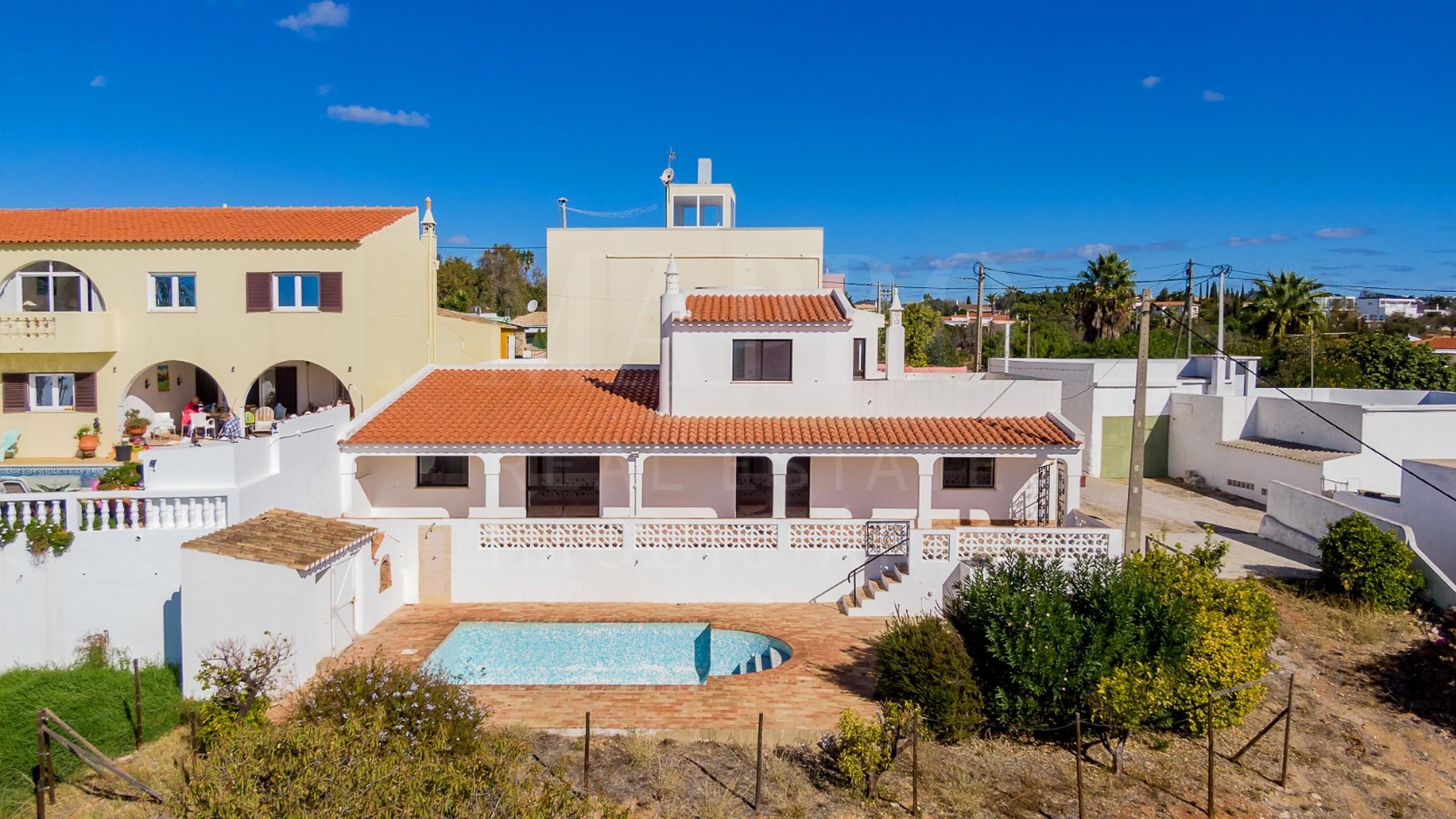 Villa avec piscine à vendre en Algarve