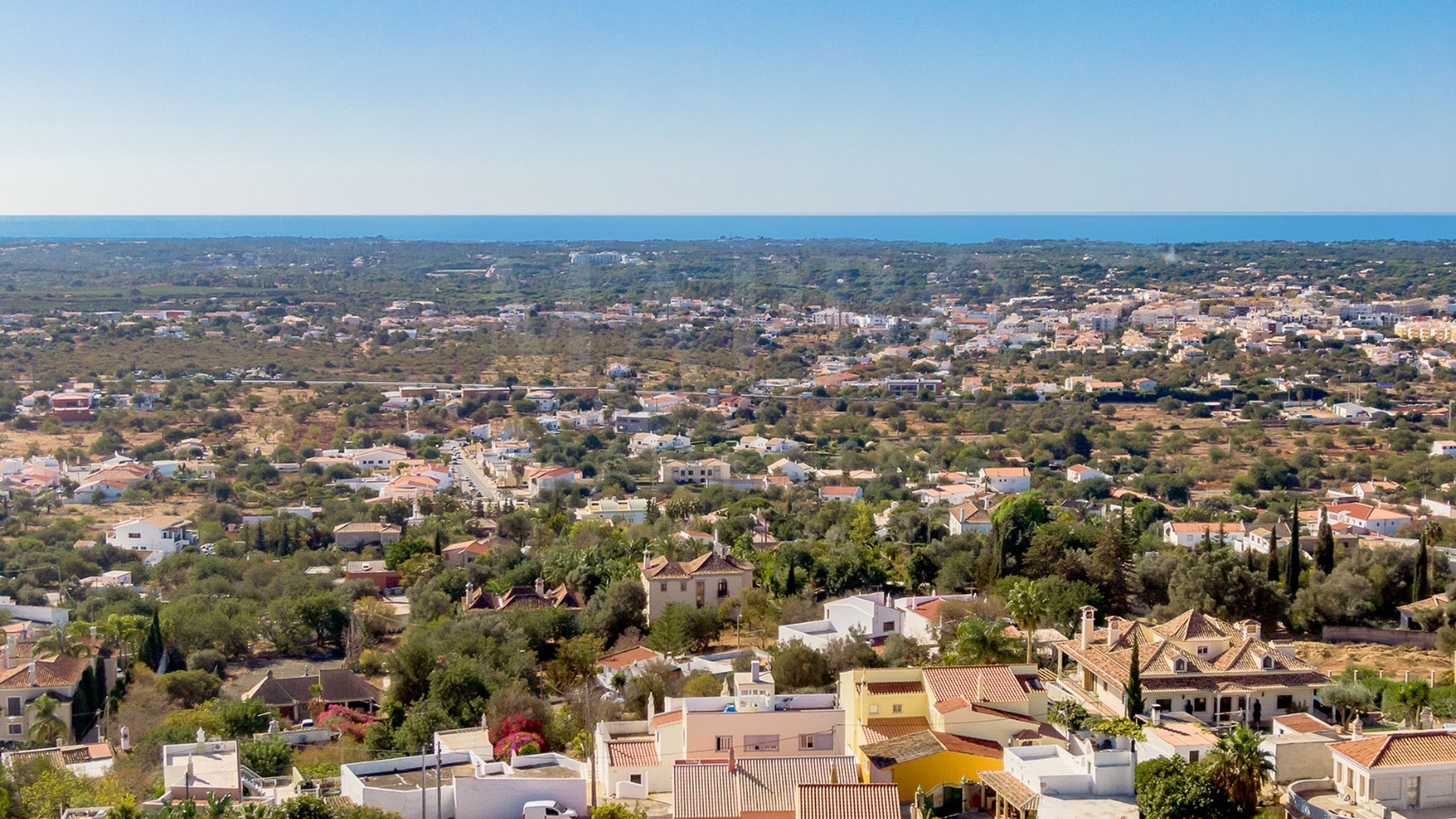 Plot for sale in Algarve with approved construction plan