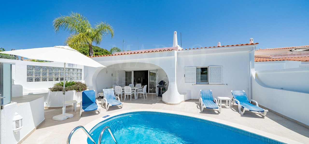 A Renovated 3 Bed Townhouse in Vale do Lobo