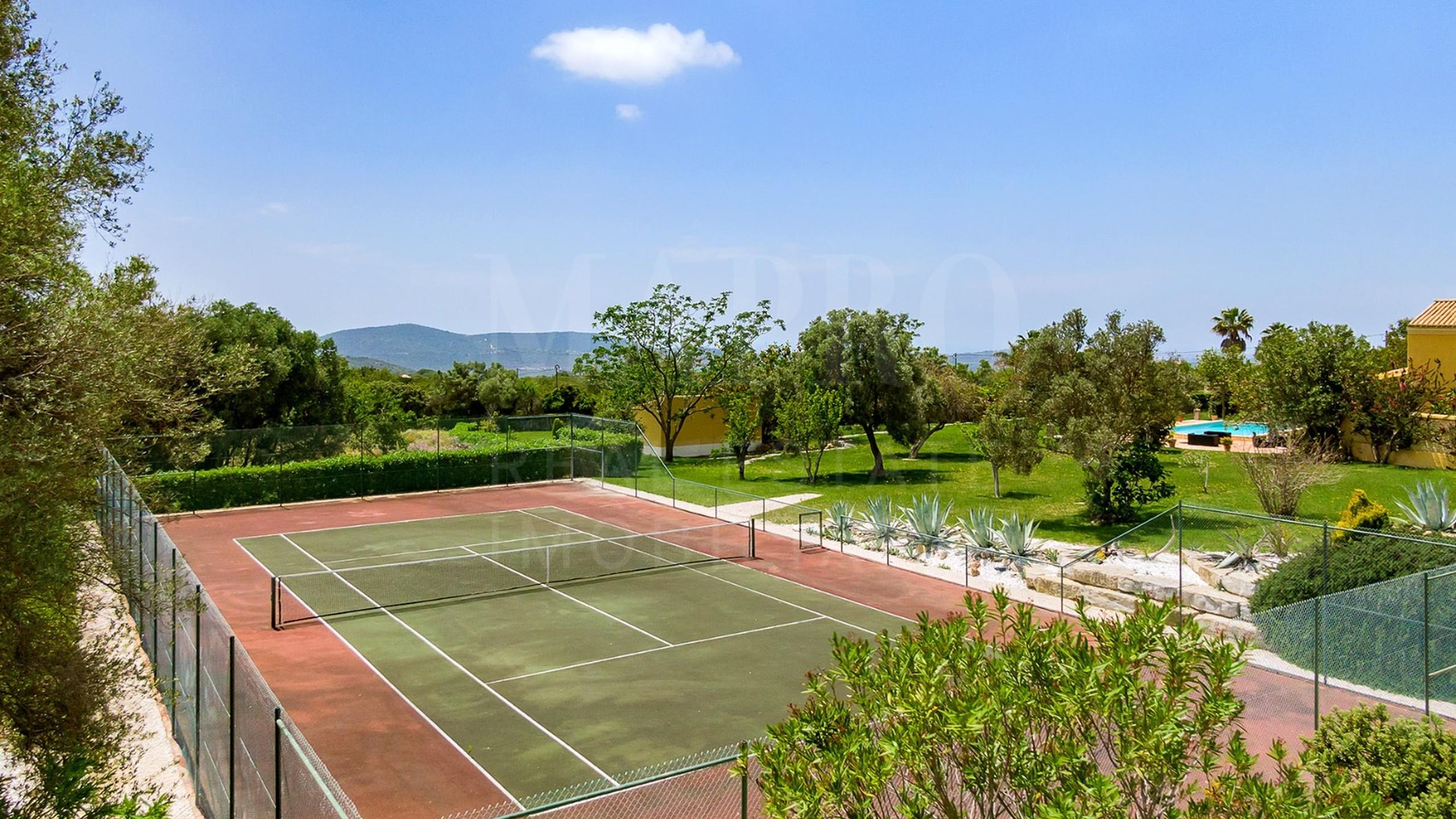 Campo de ténis