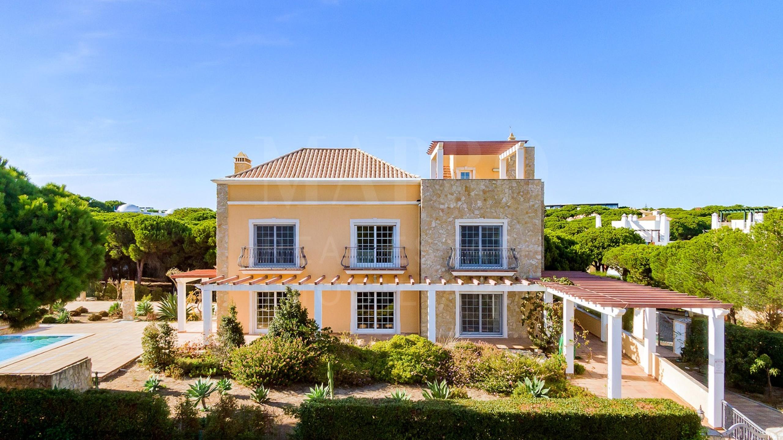 Villa by the Praia Verde Beach