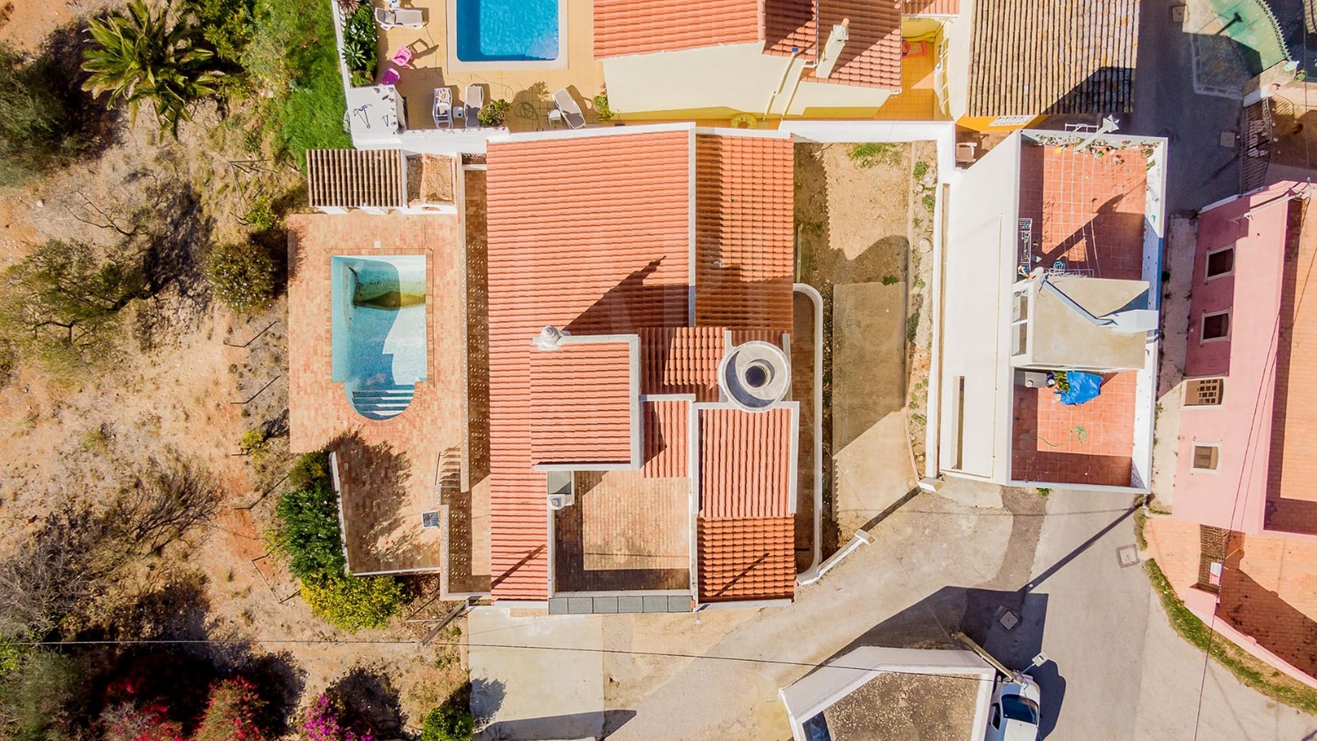 Maison à vendre en Algarve avec projet de rénovation