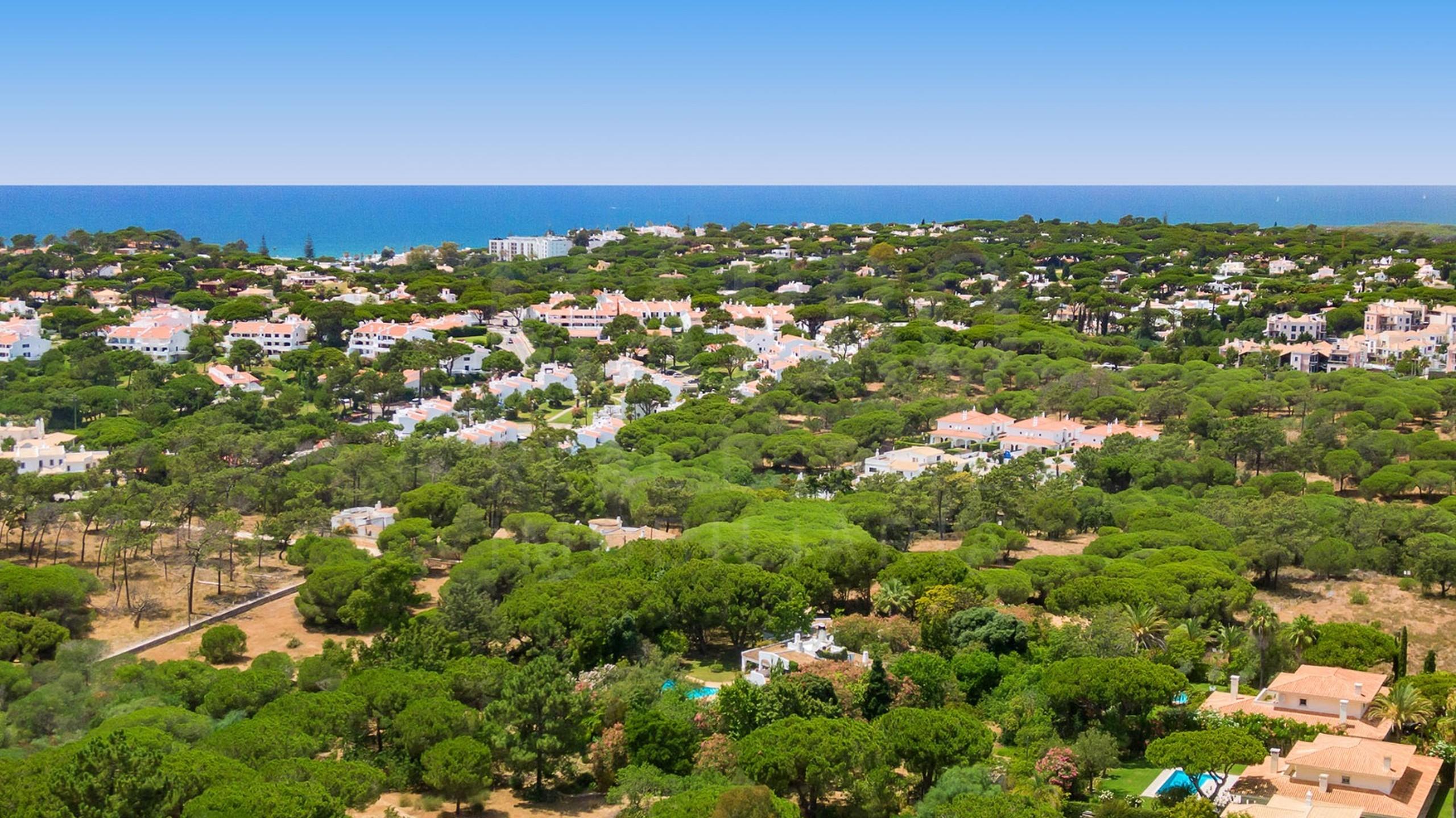 Terreno em Vale do Lobo Algarve