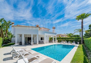 A Spacious 4 Bed Villa