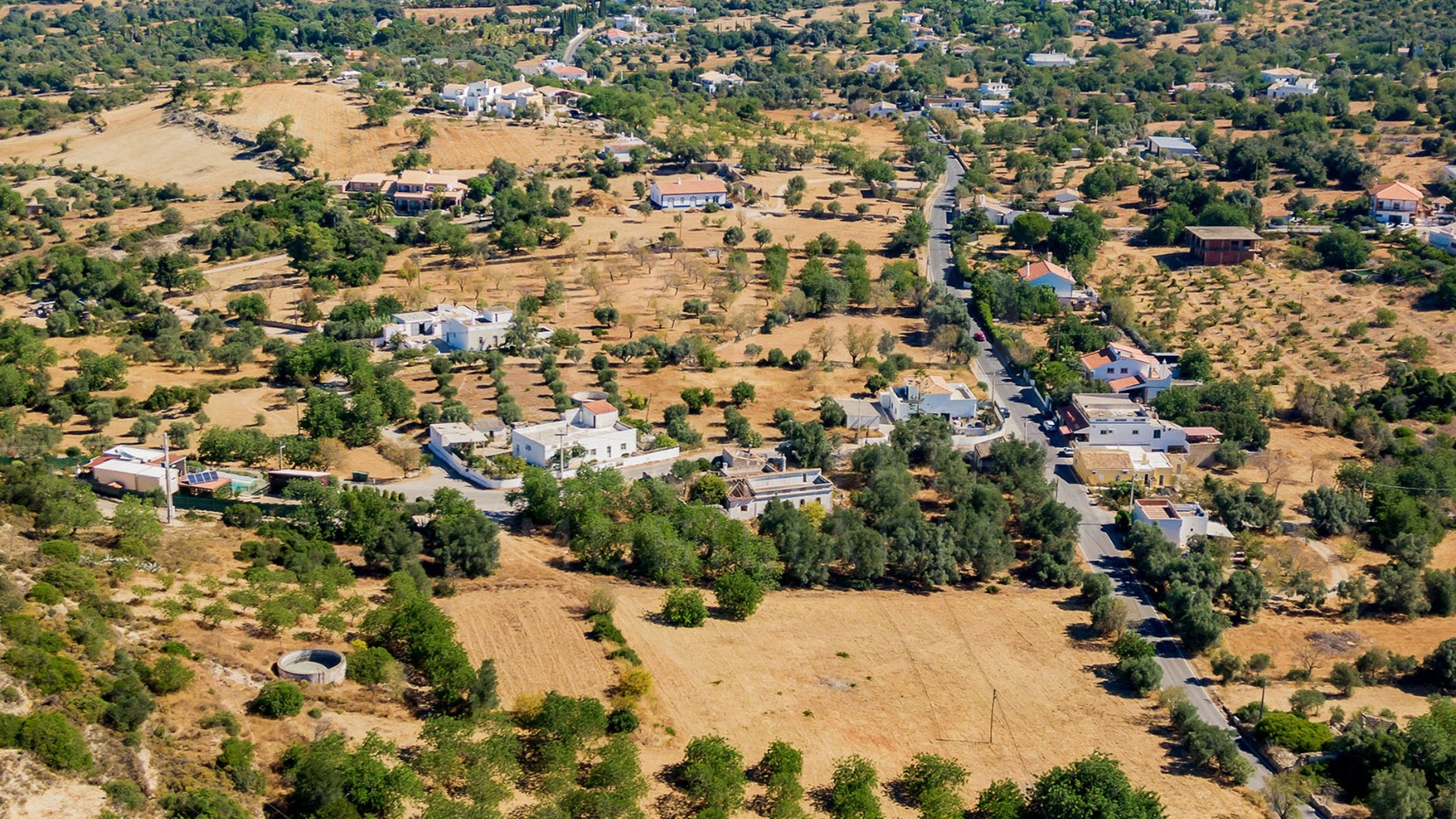 Building plot in Algarve