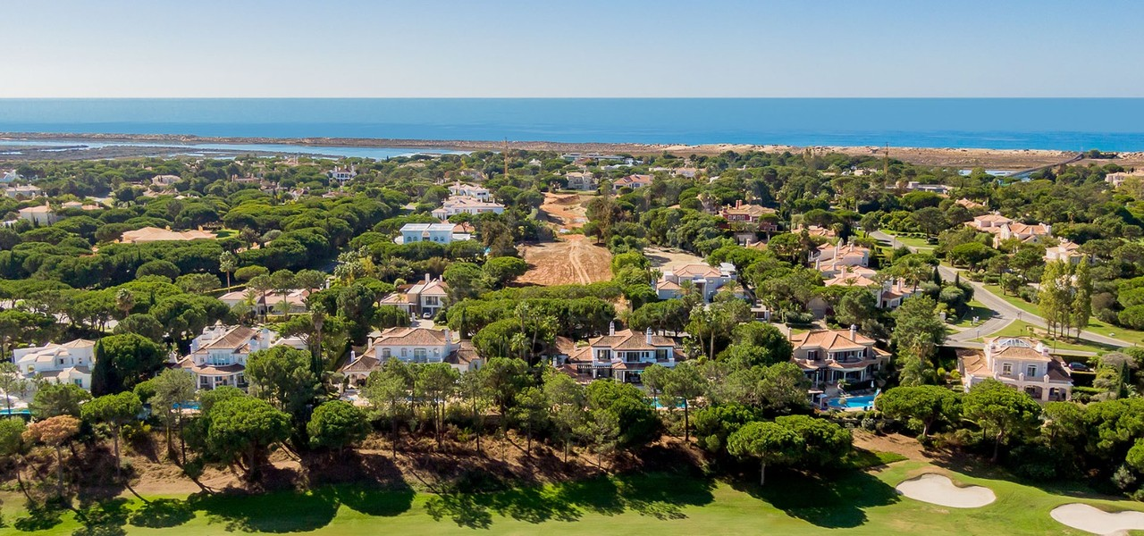 Plot for sale in Quinta do Lago
