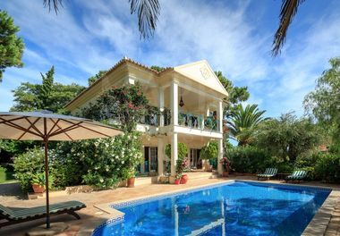 Villa with Picturesque Views