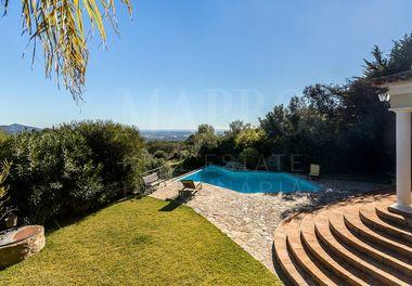 Villa with Stunning Views