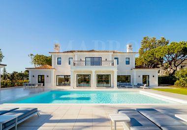Villa Moderne Sur le Golf