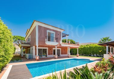 A Well Maintained Villa