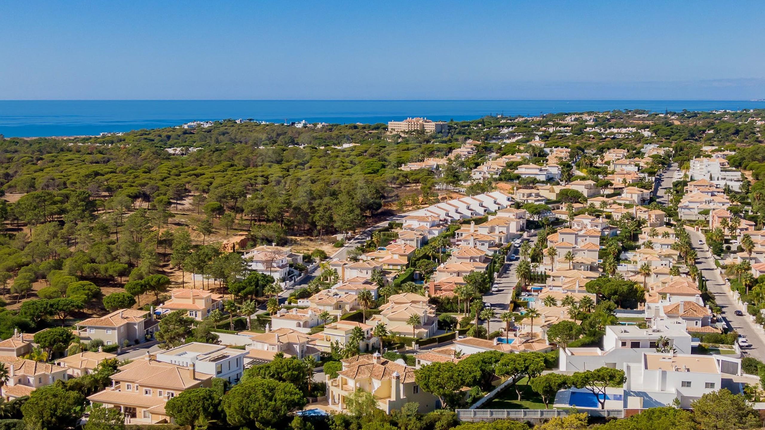 Terrain à vendre près de la plage en Algarve