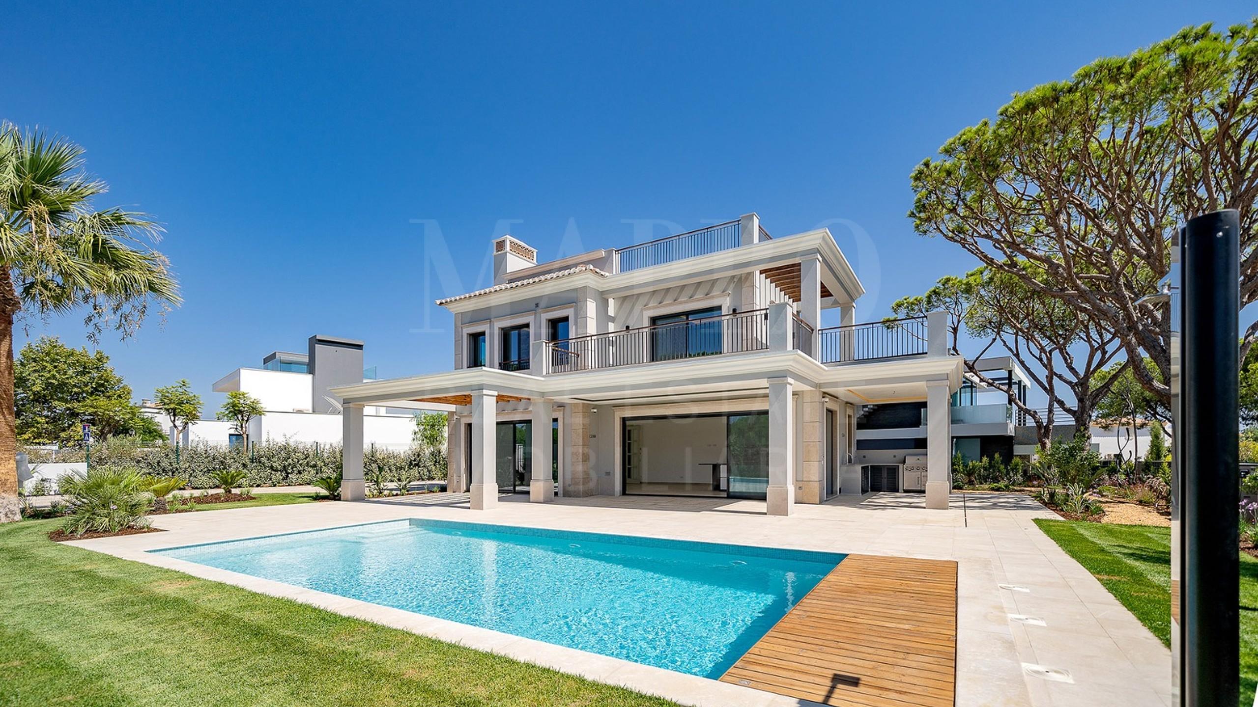 5 bedroom villa for sale in Vale do Lobo
