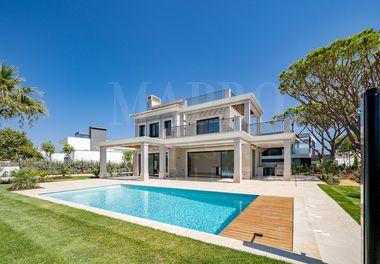 Nouvelle Villa de 5 Chambres de Haute Qualité