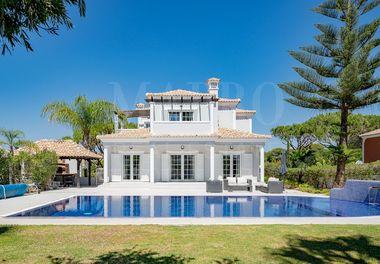A Refurbished Villa
