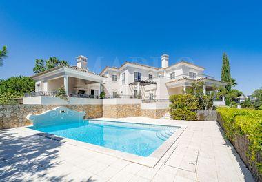 An Imposing Spacious Villa