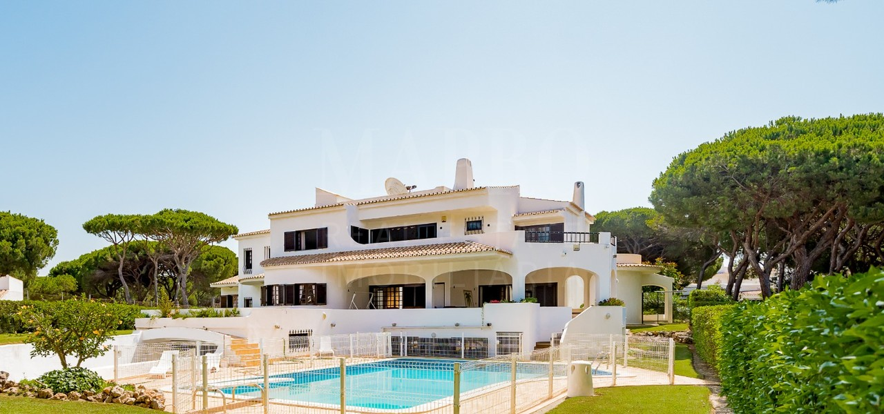 5 bedroom villa for sale in Vilamoura