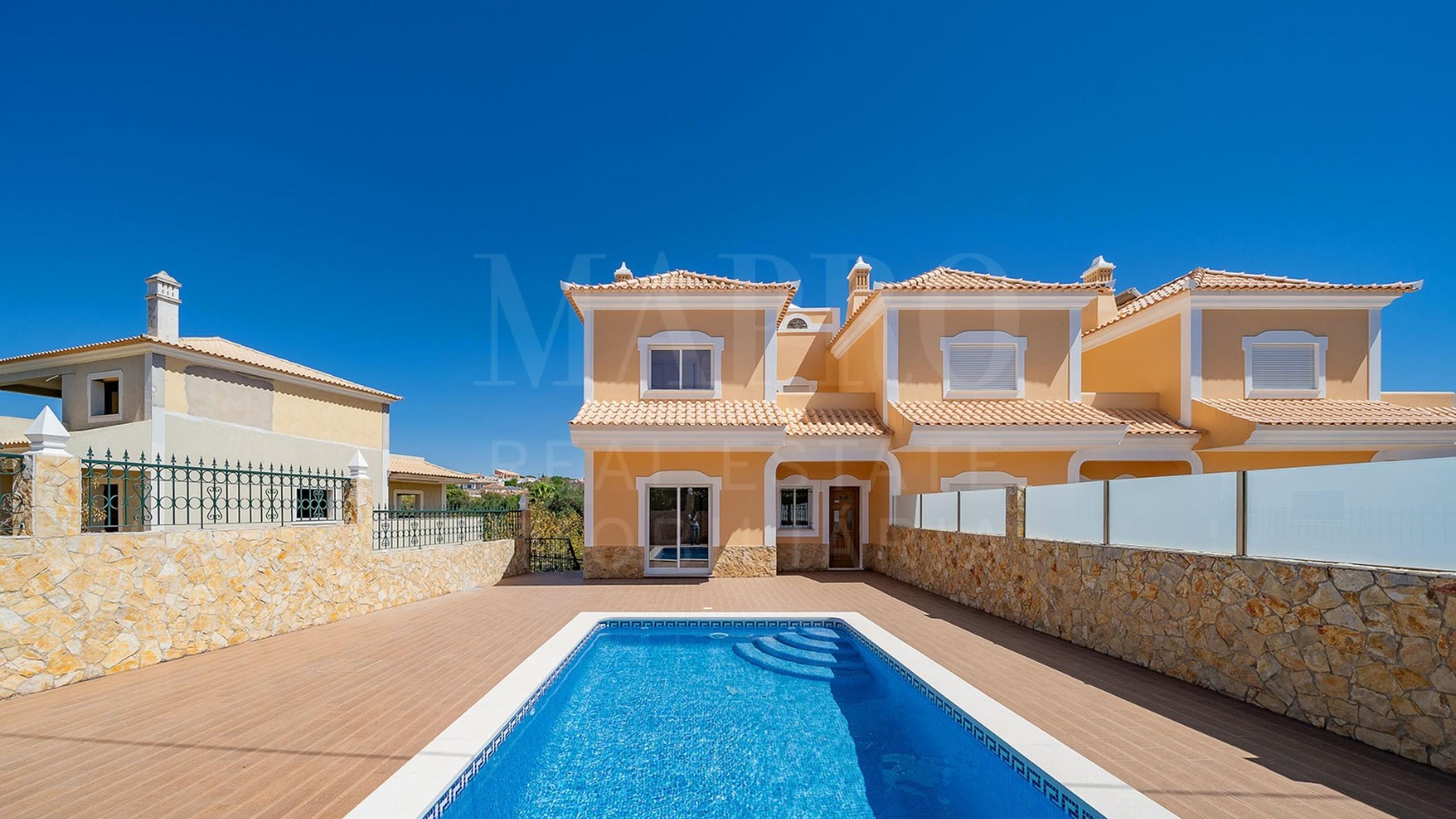 Maison de ville de 3 chambres près d'Almancil - Algarve