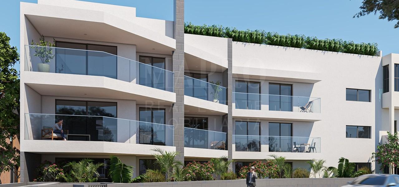 Appartements avec vue sur la mer à Albufeira