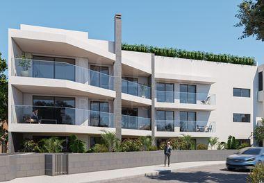 Apartamentos Recém-Construídos Vista Mar
