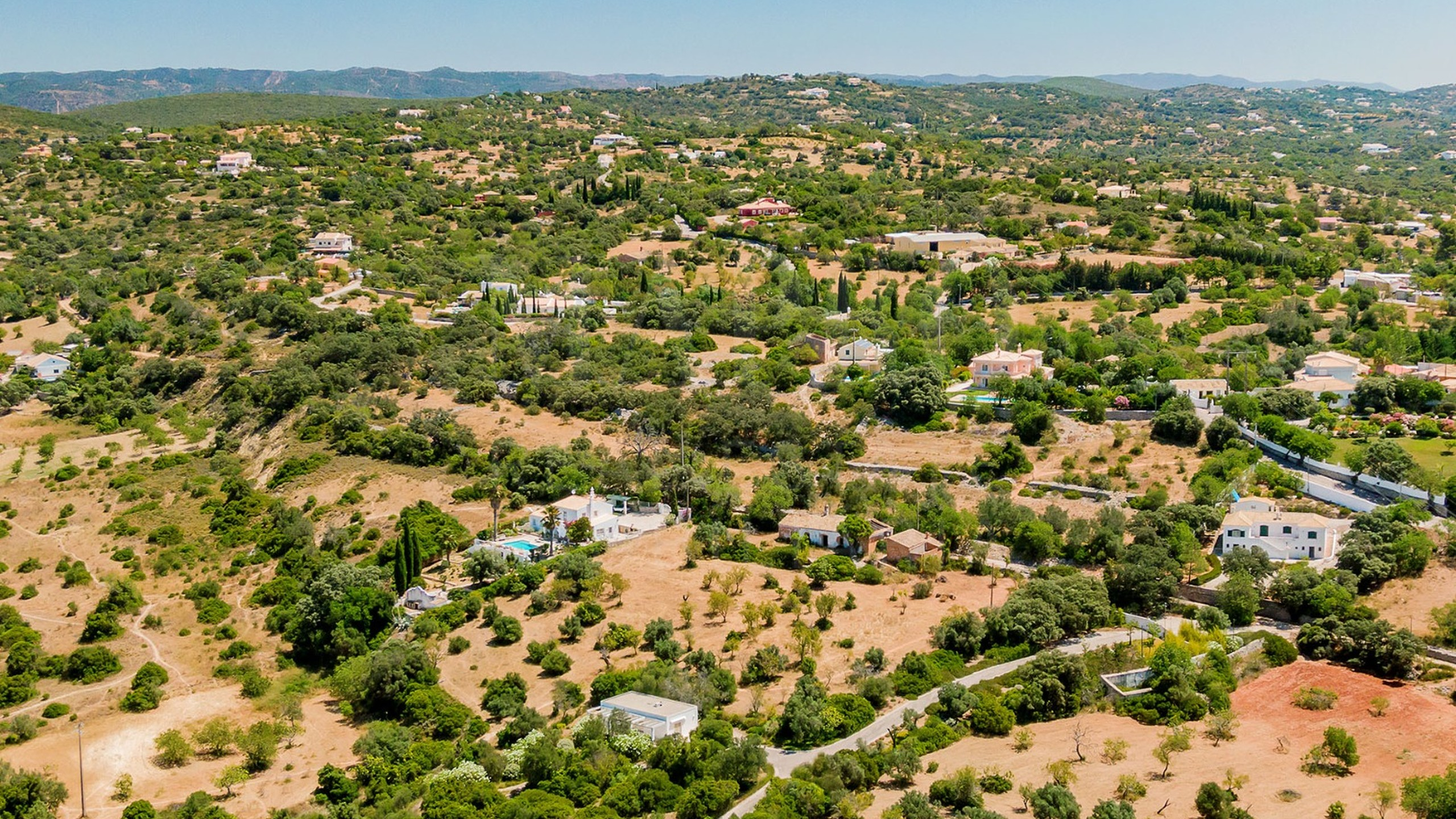 Plot for sale in Loulé with approved project