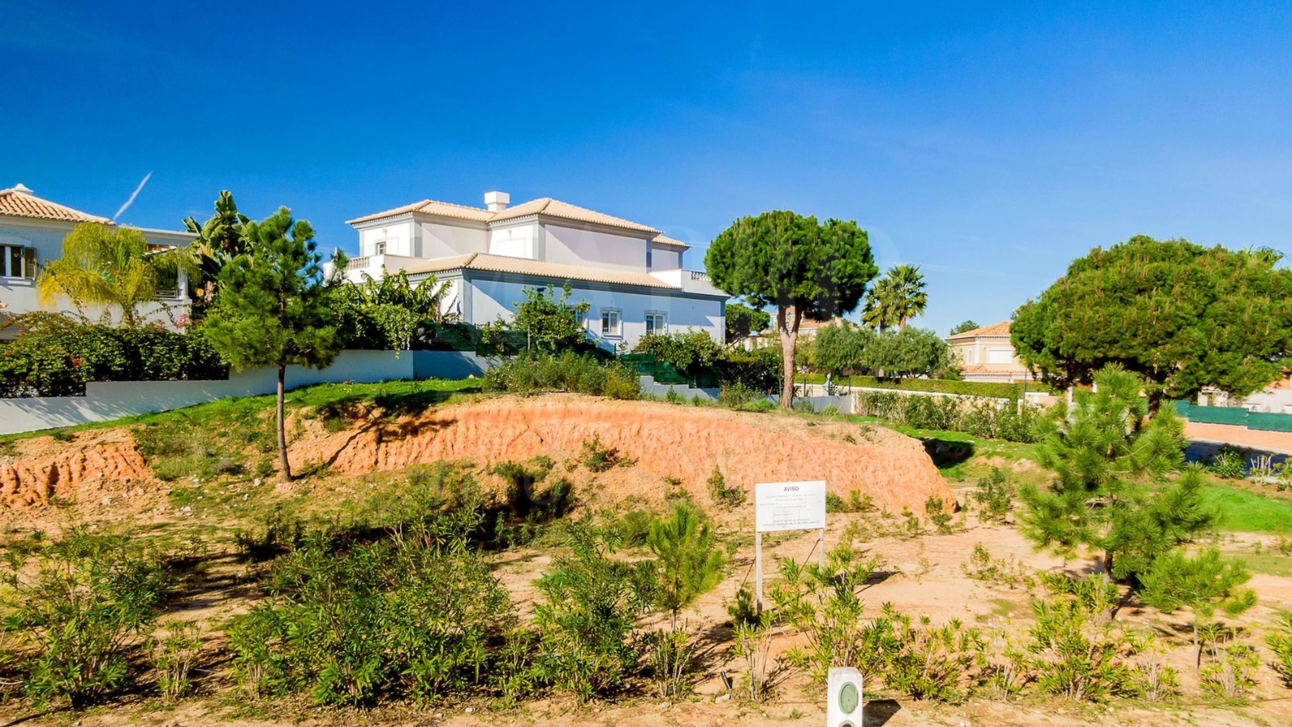 Algarve, terrain à vendre