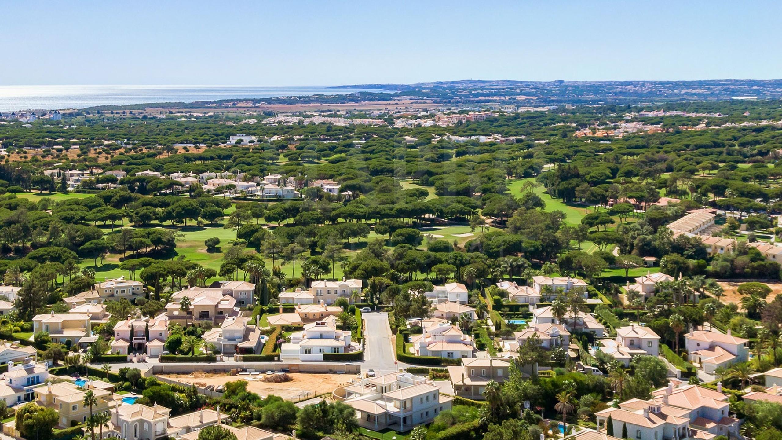 Maison dans le Vila Sol Golf Resort