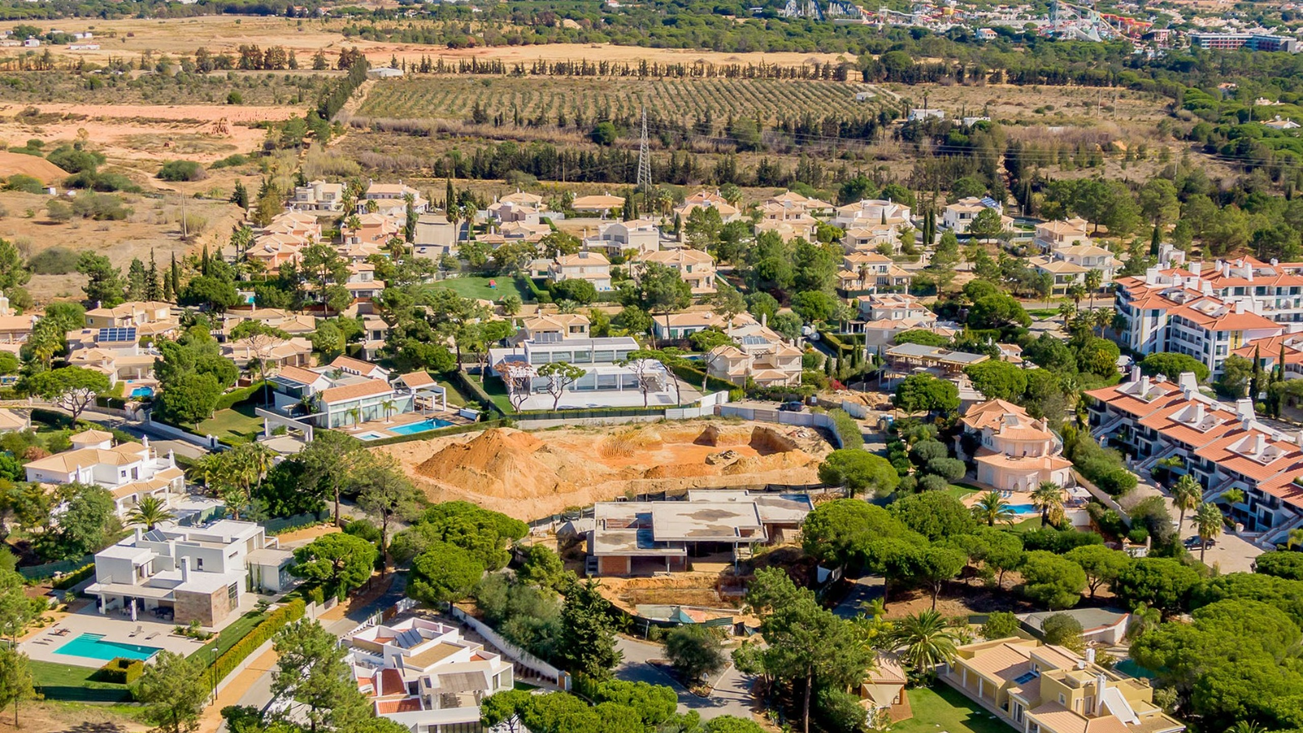 Villa under construction for sale in Algarve