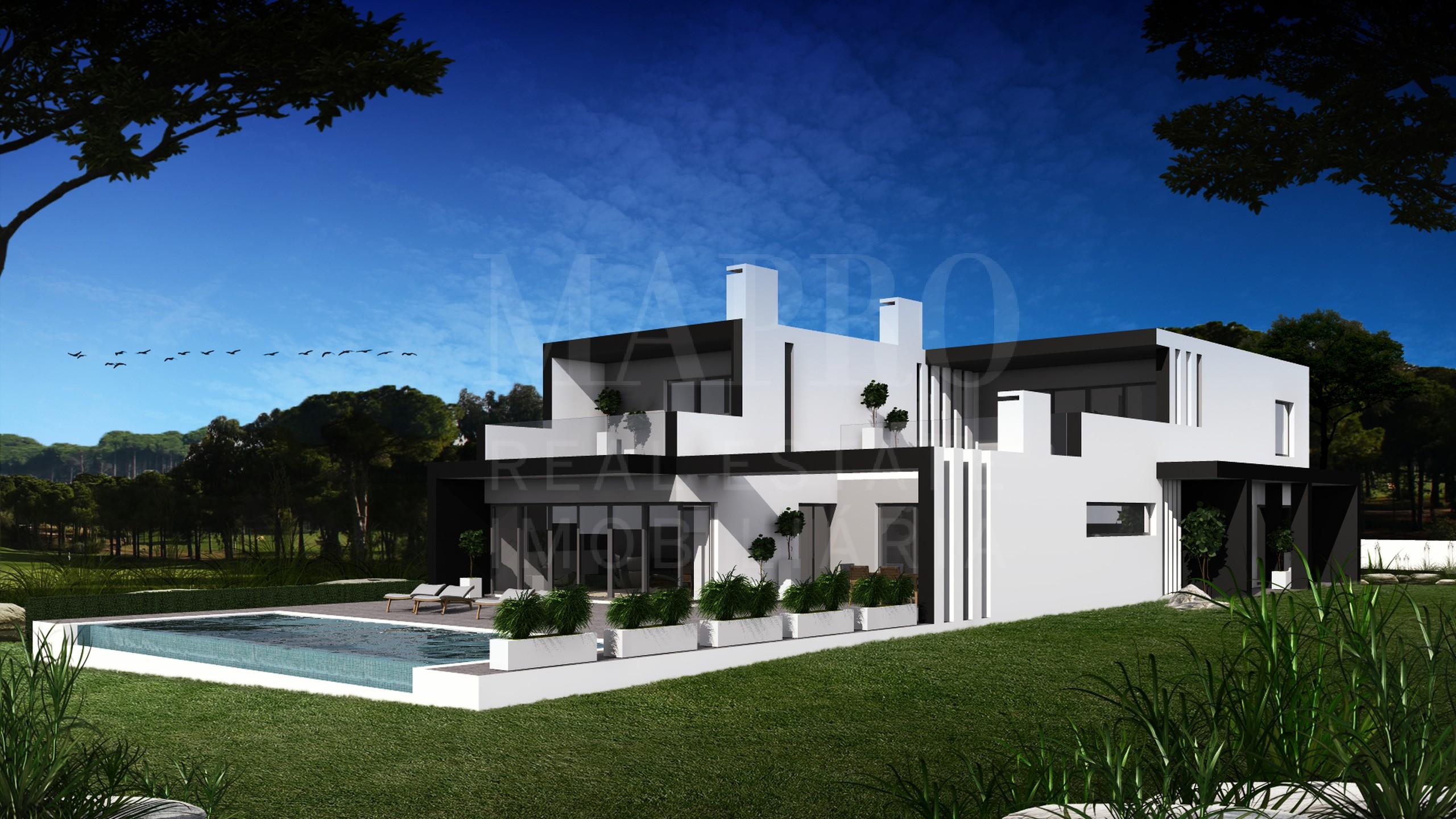 4 bedroom villa for sale in Vila Sol Golf Resort
