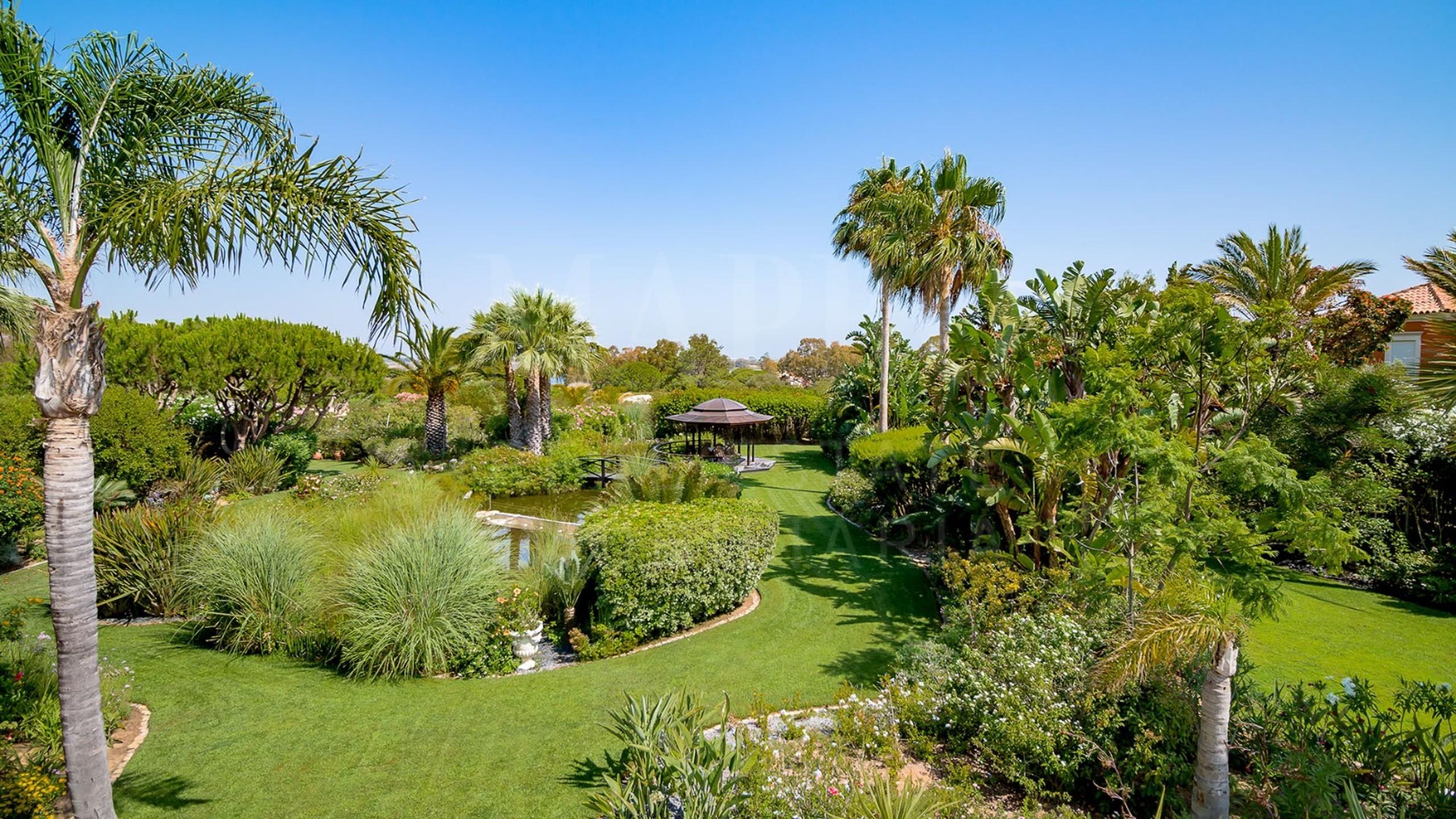 Lindo terreno para venda na Quinta do Lago, Algarve