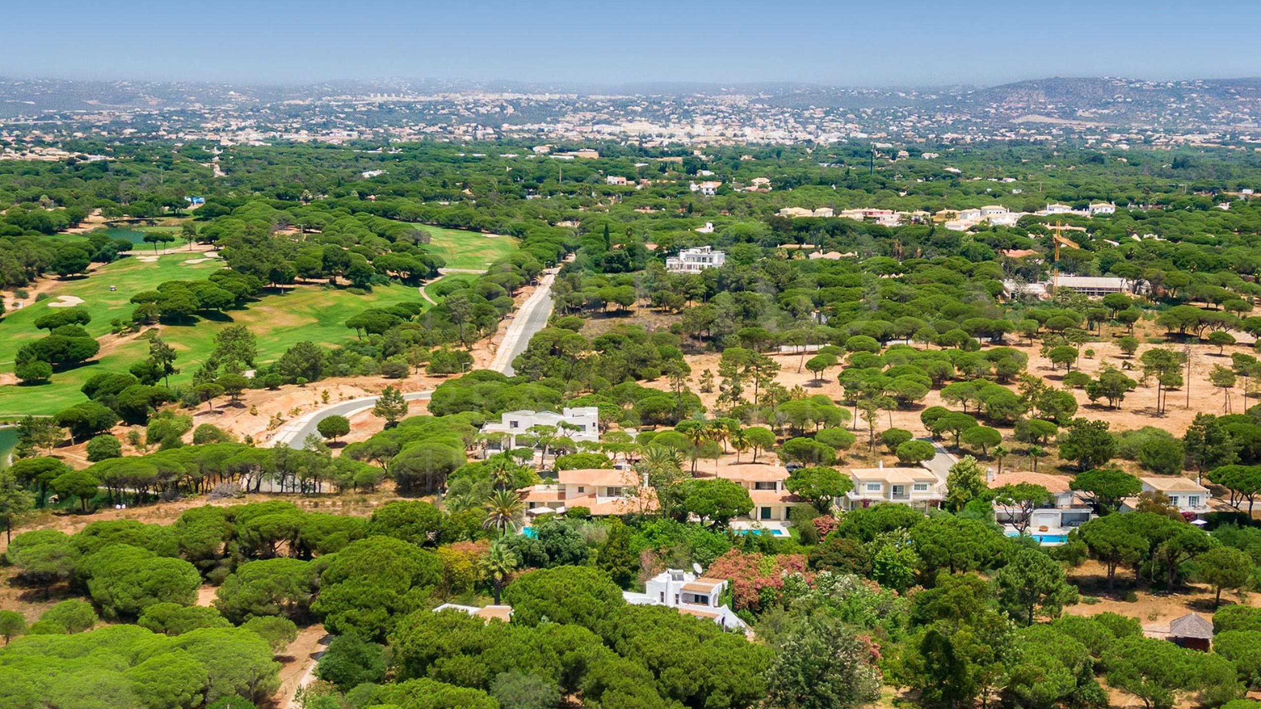 Terreno para venda em Vale do Lobo, Algarve
