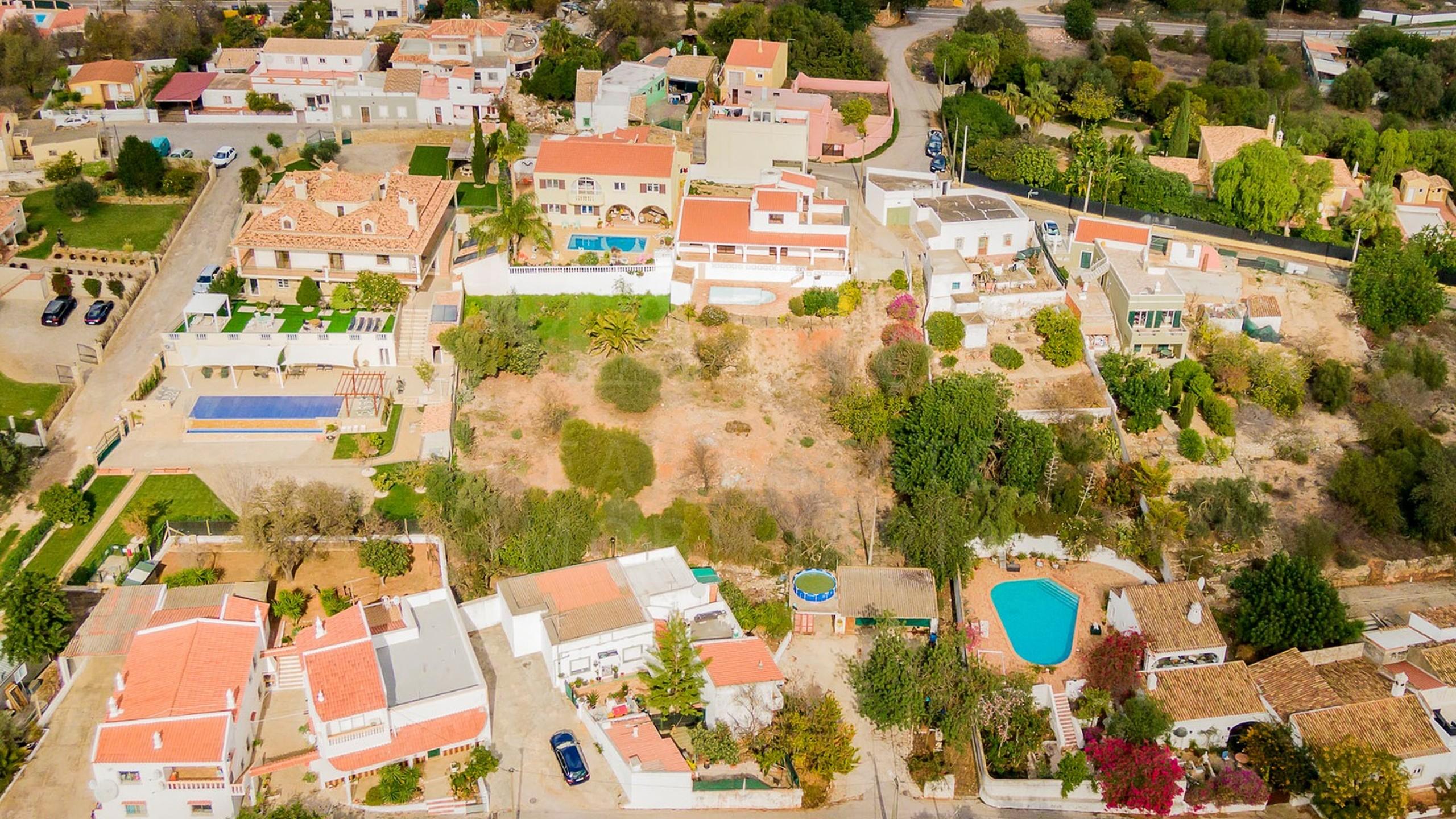 Plot for sale in Vale Formoso, Algarve