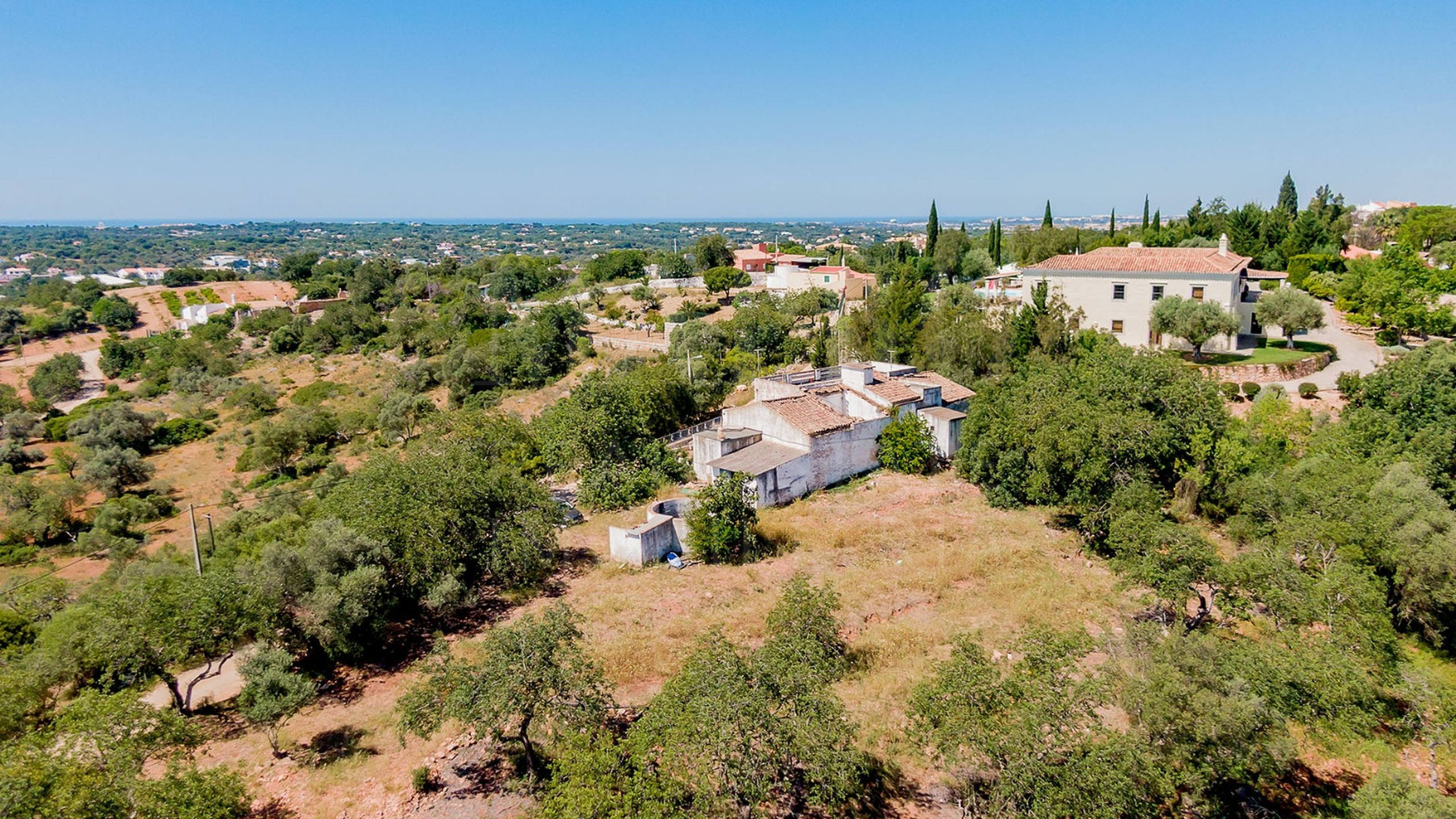 Plot for sale in Vale Judeu
