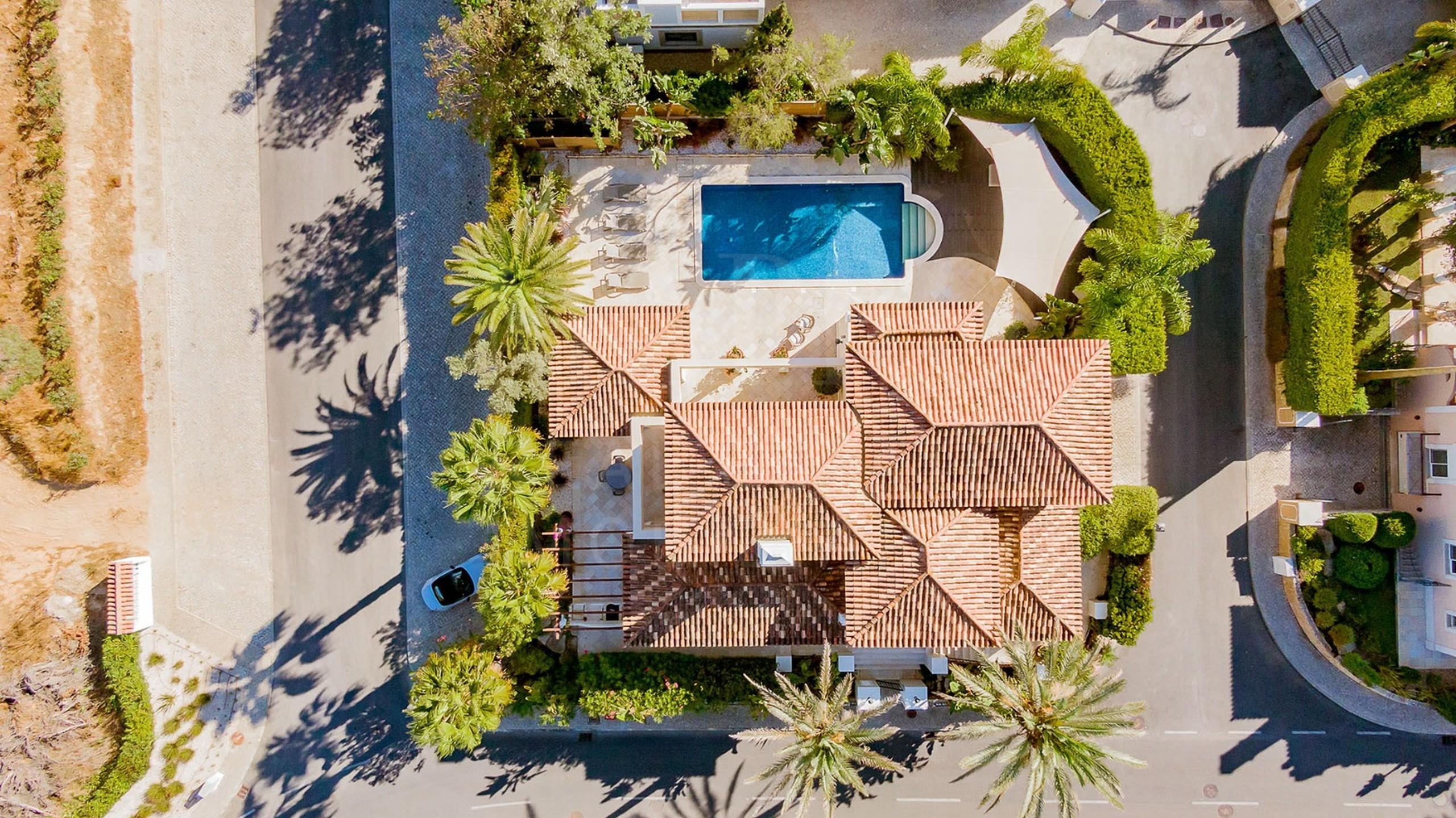 Villa for sale in Quinta do Mar, Quinta do Lago
