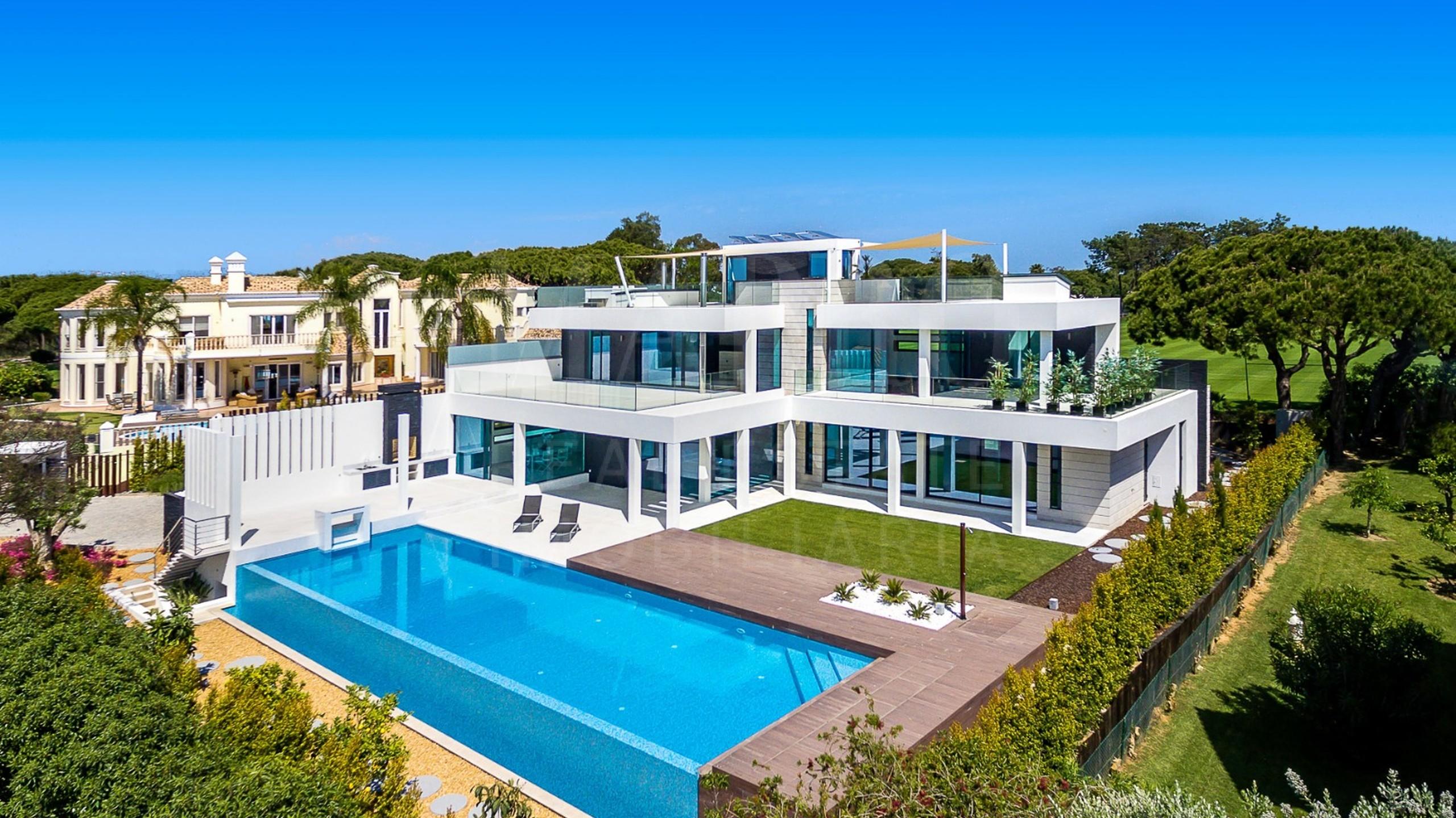 Villa avec piscine à vendre à Vale do Lobo