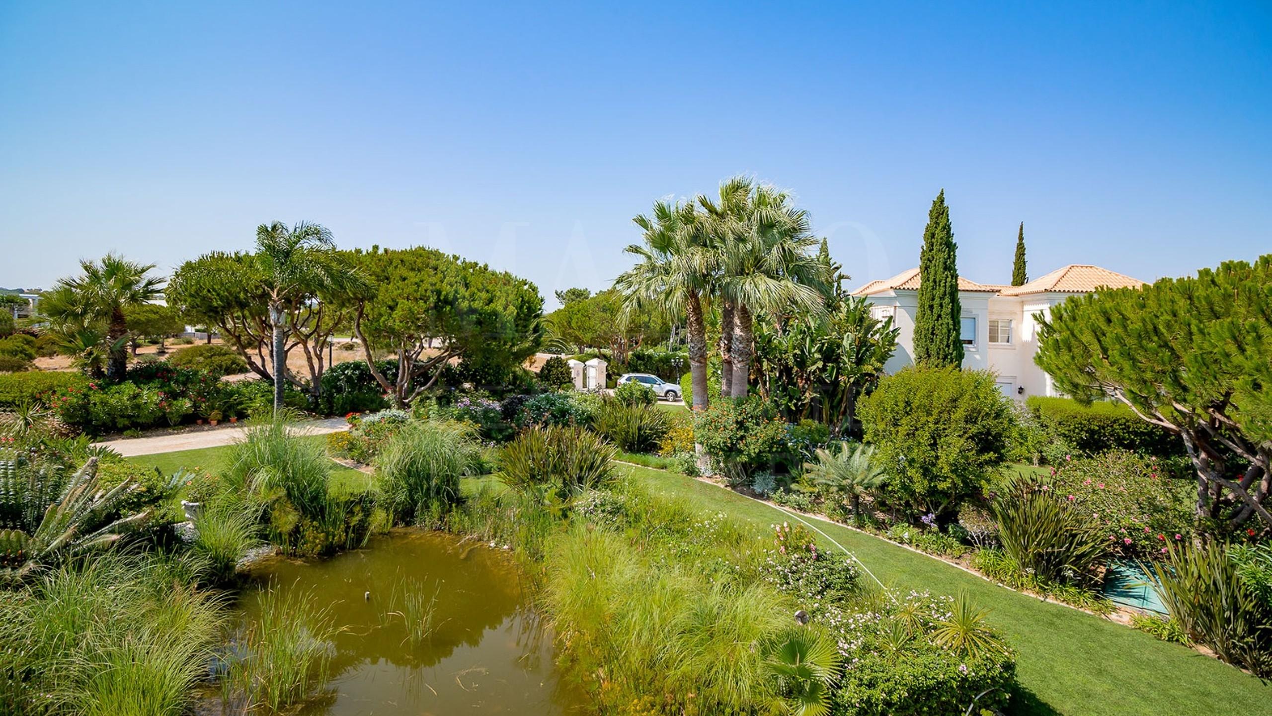 Terreno para venda perto do Campo de Golfe São Lourenço, Algarve