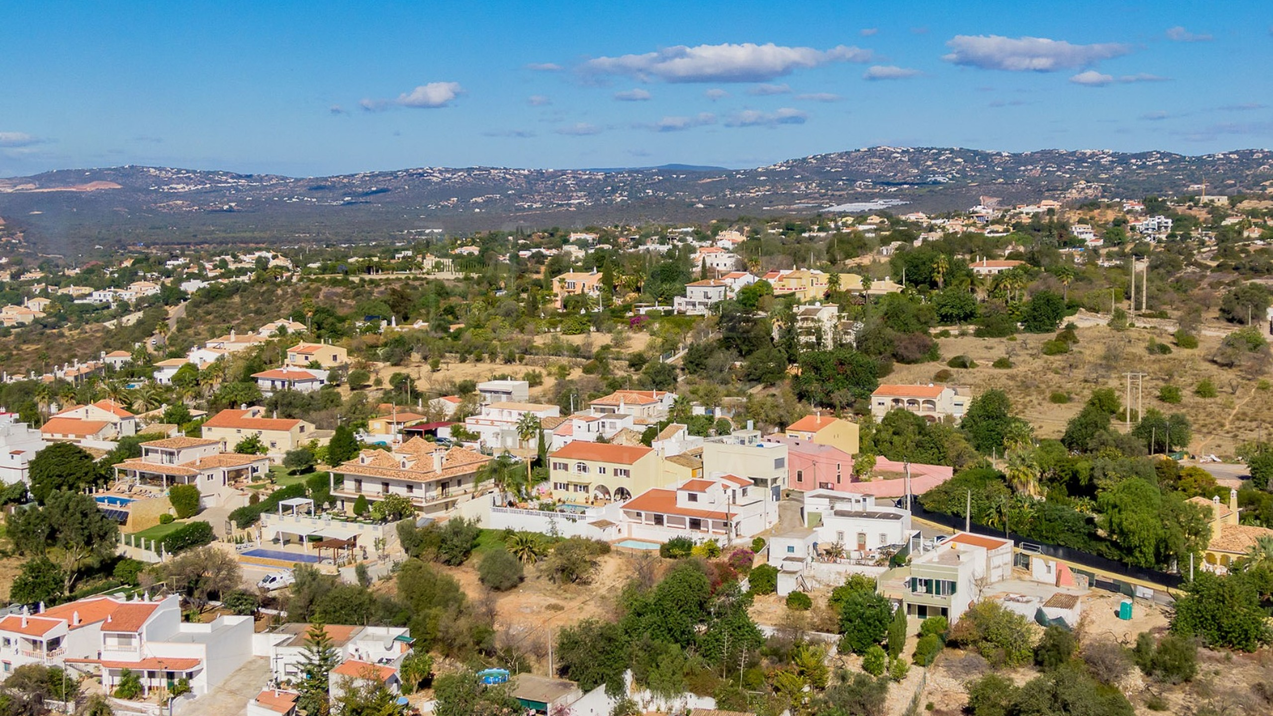 Plot for sale in the countryside of Algarve