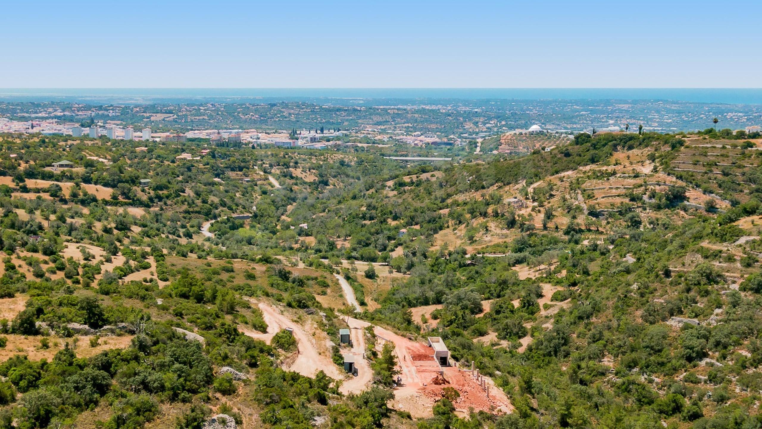 Moradia com vista deslumbrante para venda em Loulé, Algarve