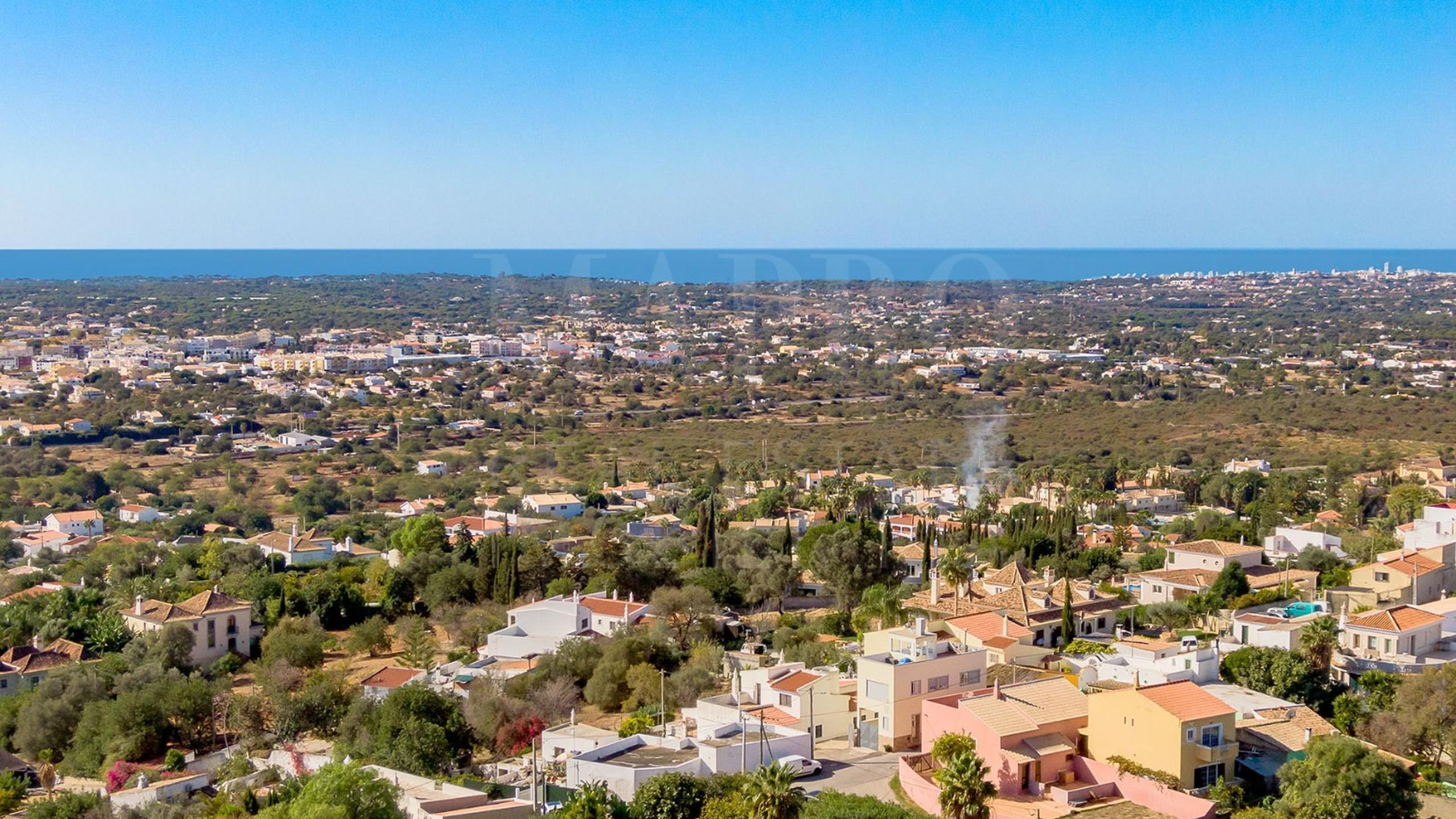 Plot of land for construction for sale near Faro, Algarve