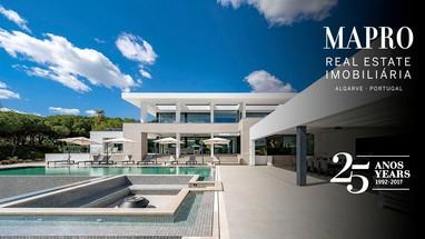 Brand New Villa on a Double Plot in Vale do Lobo