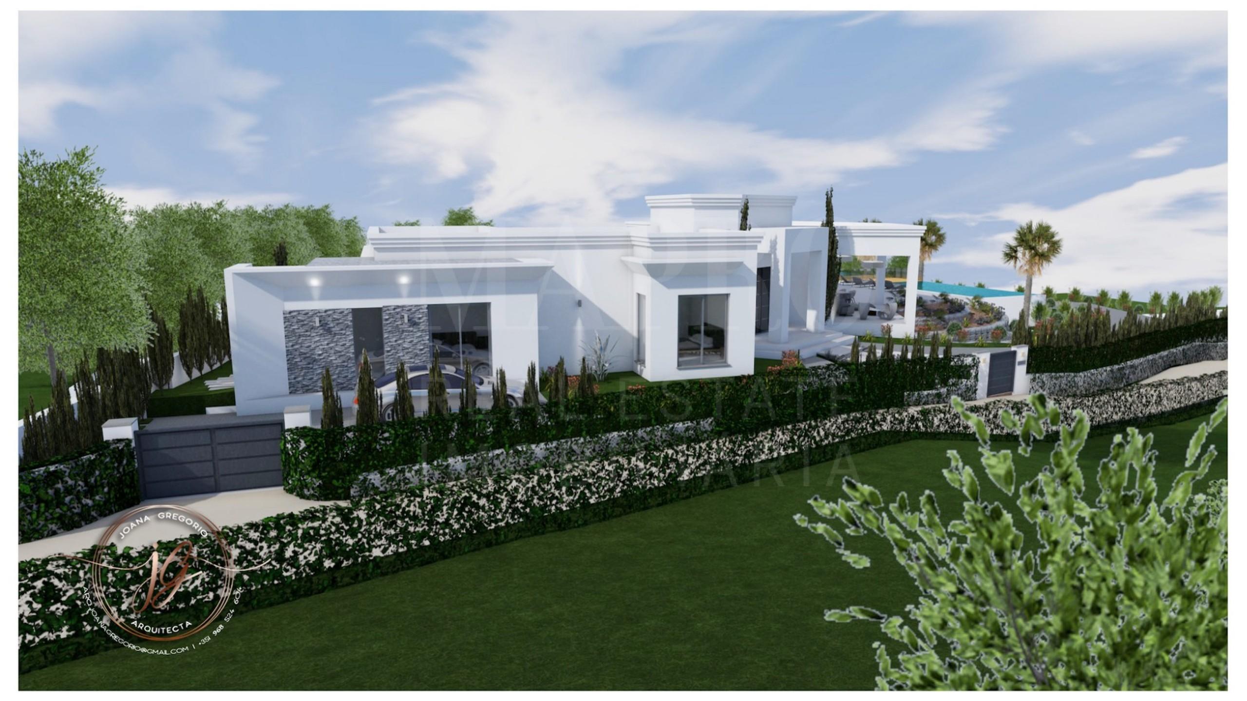 Plot for construction in Algarve for sale