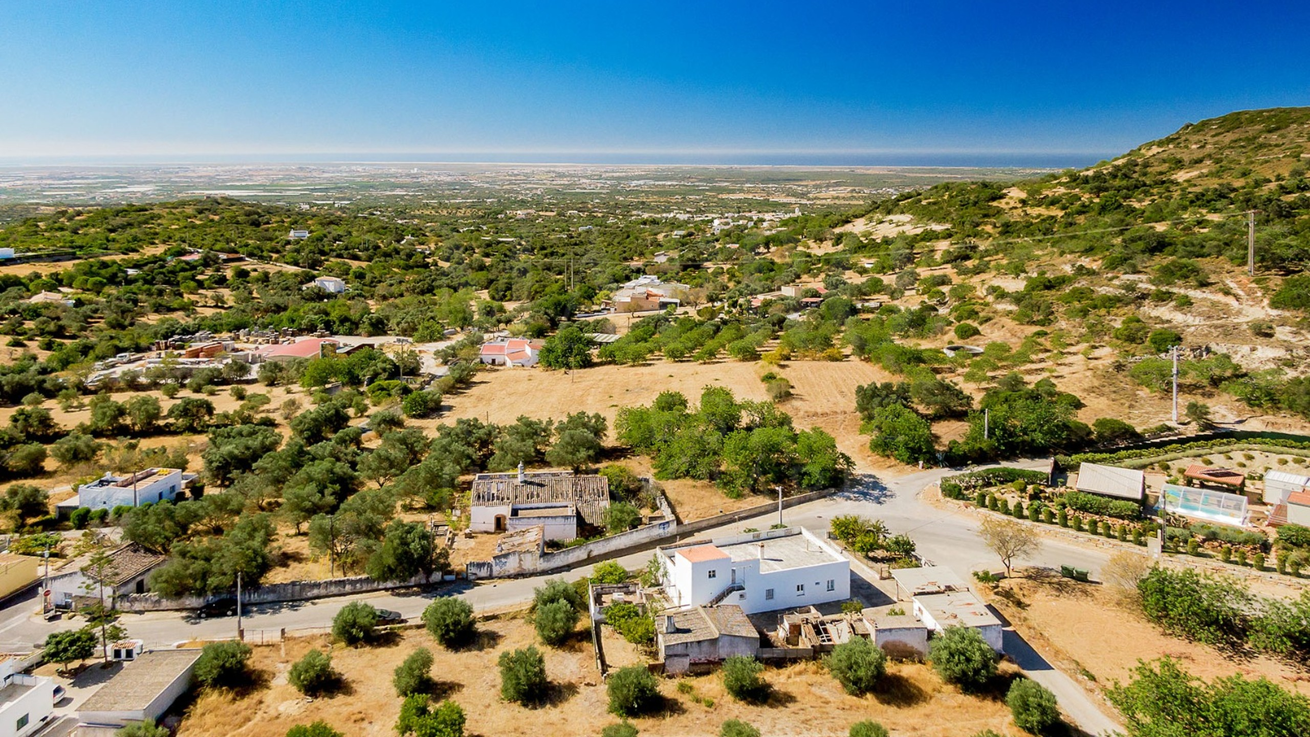 Plot for sale in Algarve