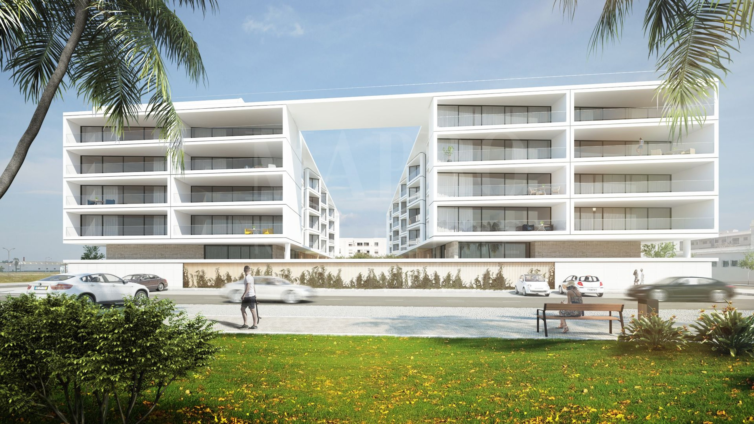Frontline Ocean Luxury Apartments
