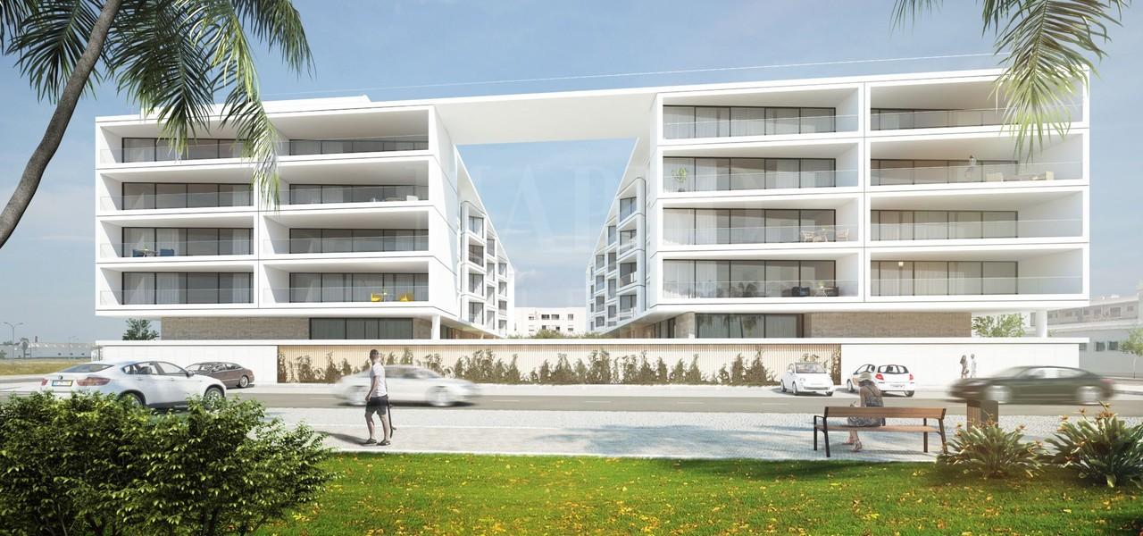 Appartements de luxe avec vue sur la mer