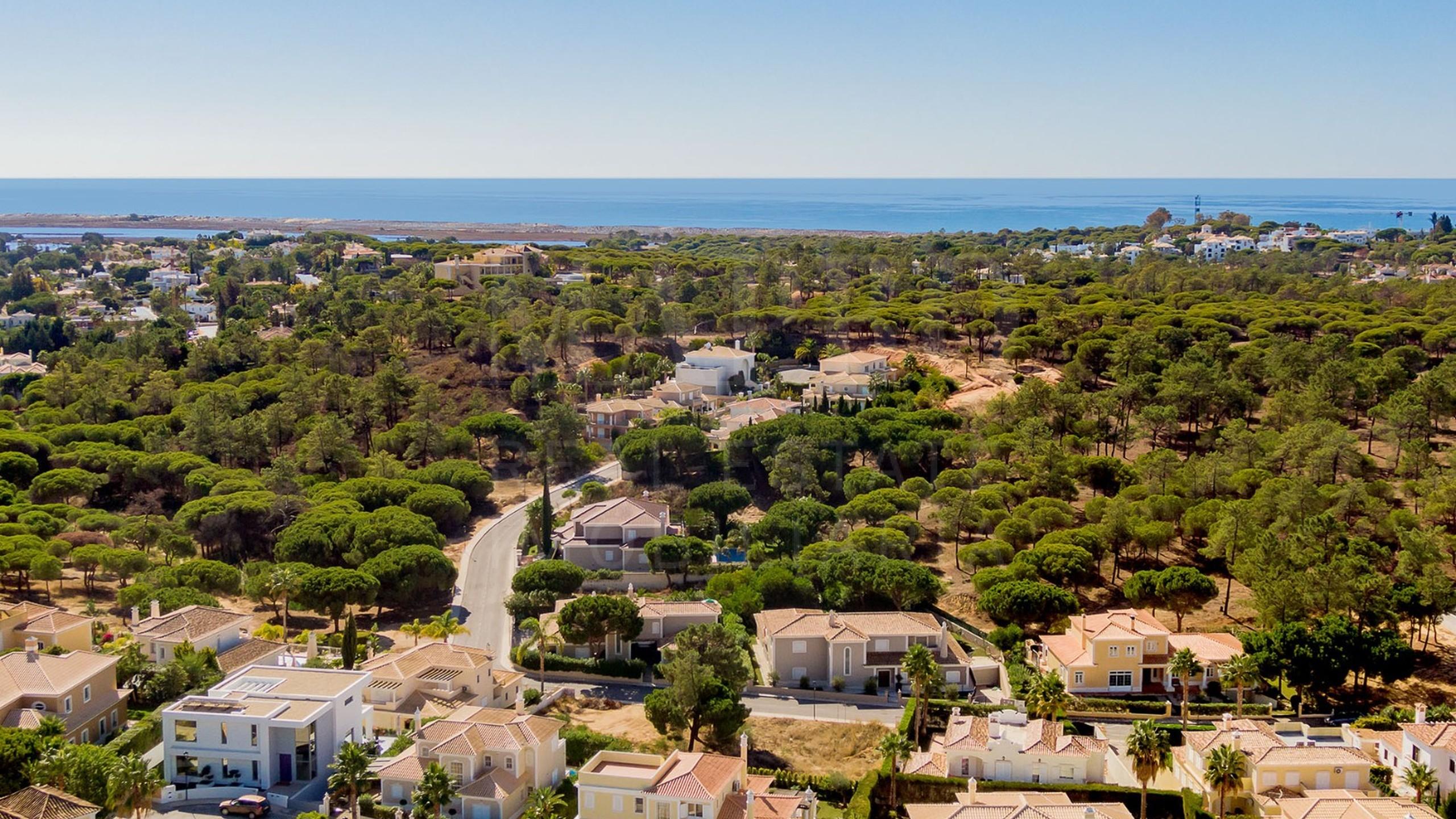 Plot for sale in Algarve for construction