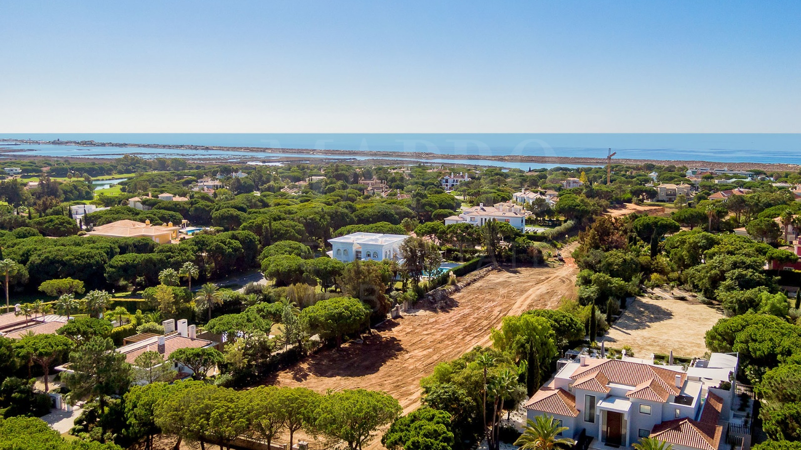 Plot for sale in Quinta do Lago, Algarve